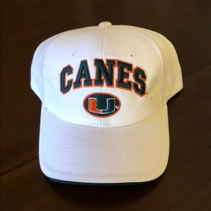 Zephyr Miami Hurricanes cap 🧢